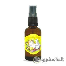 Citrinžolių eterinis aliejus, ekologiškas, Sąmoningos mamos, 5 ml