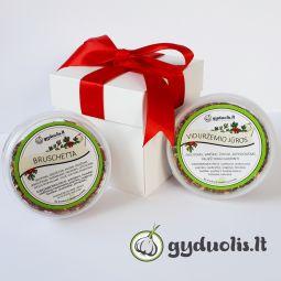 Linų sėmenų sausainiai, ekologiški, Du medu, 150 g
