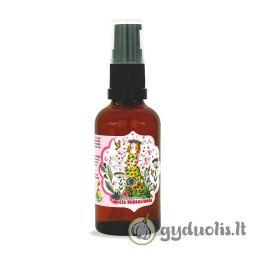"""Aliejų mišinys strijų profilaktikai """"Meilės burbuliukas"""", AROMAMA, 50 ml"""