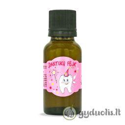 """Aliejų mišinys """"Dantukų fėja"""", AROMAMA, 20 ml"""