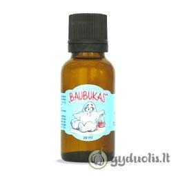 """Aliejų mišinys """"Baubukas"""", AROMAMA, 20 ml"""