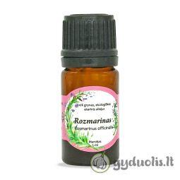 Rozmarinų eterinis aliejus, AROMAMA, 5 ml