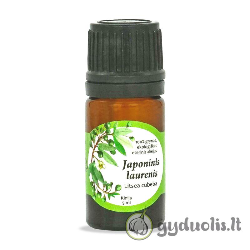 Japoninio laurenio eterinis aliejus, AROMAMA, 5 ml
