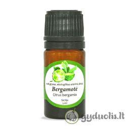 Bergamočių eterinis aliejus, AROMAMA, 5 ml