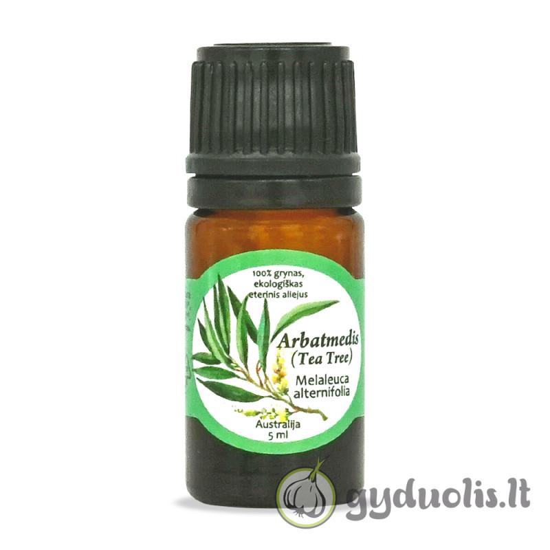 Arbatmedžio eterinis aliejus, AROMAMA, 5 ml