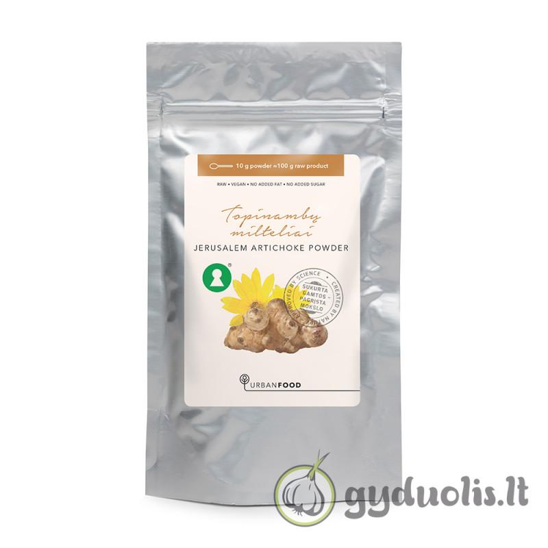 Topinambų milteliai, URBANFOOD, 100 g