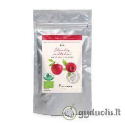 Obuolių milteliai, ekologiški, URBANFOOD, 100 g