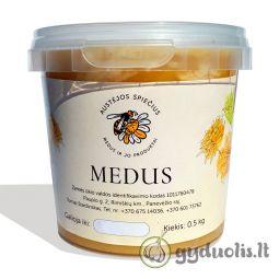 Medus, AUSTĖJOS SPIEČIUS