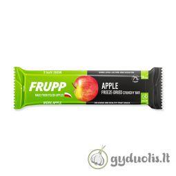 Liofilizuotas obuolių batonėlis, be glitimo, FRUPP, 10 g