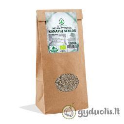 Kanapių sėklos, nelukštentos, ekologiškos, SUPERB HEMP, 300 g